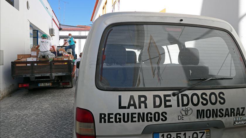 Lar de Reguengos de Monsaraz. Médicos alegaram acordo coletivo de trabalho para recusar trabalhar