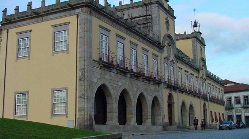 Câmara de Barcelos é uma das investigadas. Foto: DR