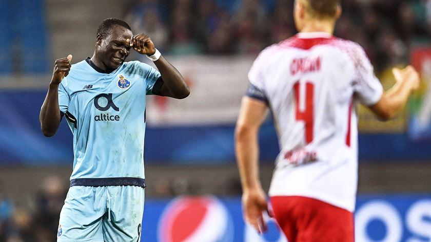 Erros defensivos ditam derrota do FC Porto