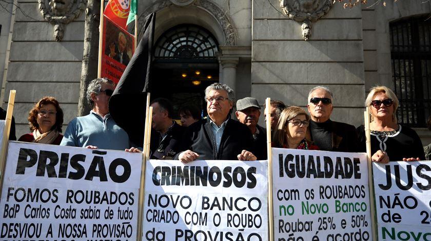 Mais de 3.100 lesados do Banif e BES apresentaram reclamações