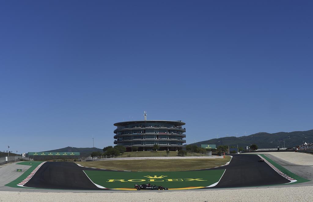 Portugal volta a entrar no calendário do Mundial de Fórmula 1 Foto: Jorge Guerrero/EPA
