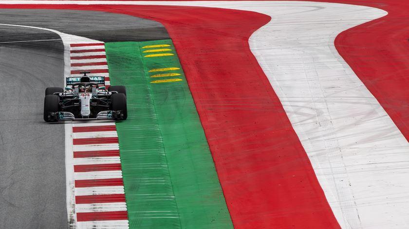 Fórmula 1 regressa em julho com duas corridas na Áustria e sem público