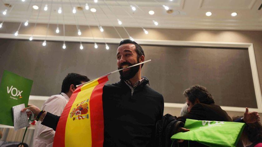 A extrema-direita em Espanha e Portugal