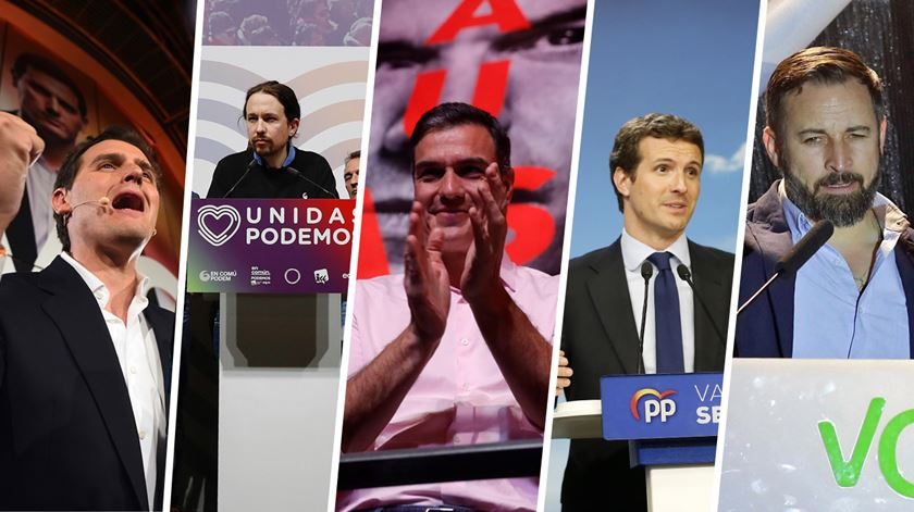 """Eleições em Espanha. PSOE admite tentar """"Governo solitário"""""""