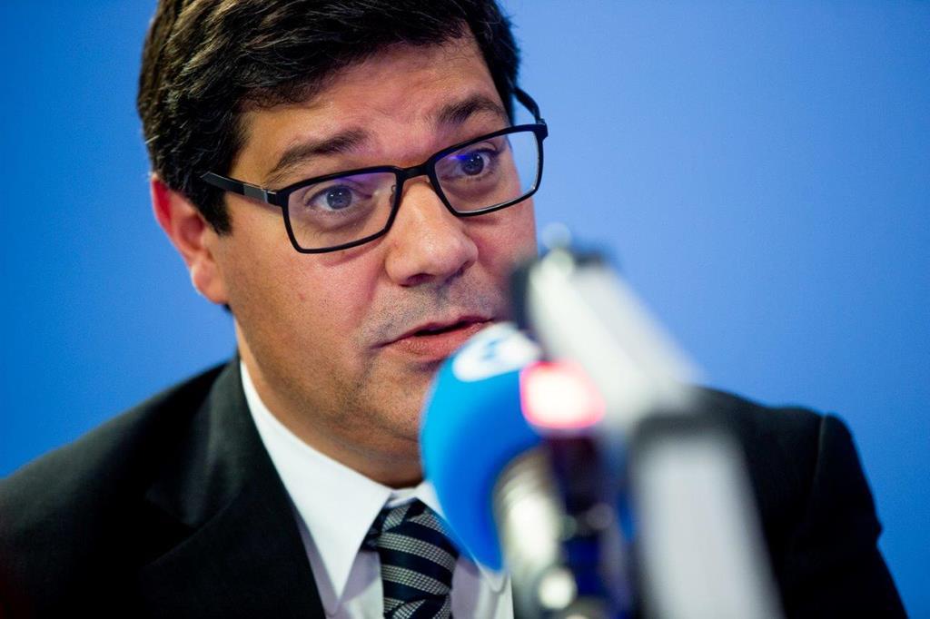 Eurico Brilhante Dias, secretário de Estado da Internacionalização. Foto: Público
