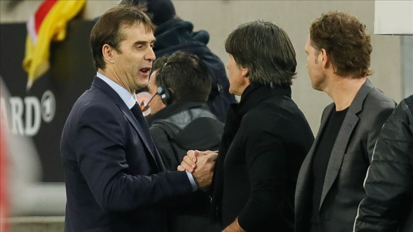 Lopetegui é o novo treinador do Real Madrid. Foto: EPA