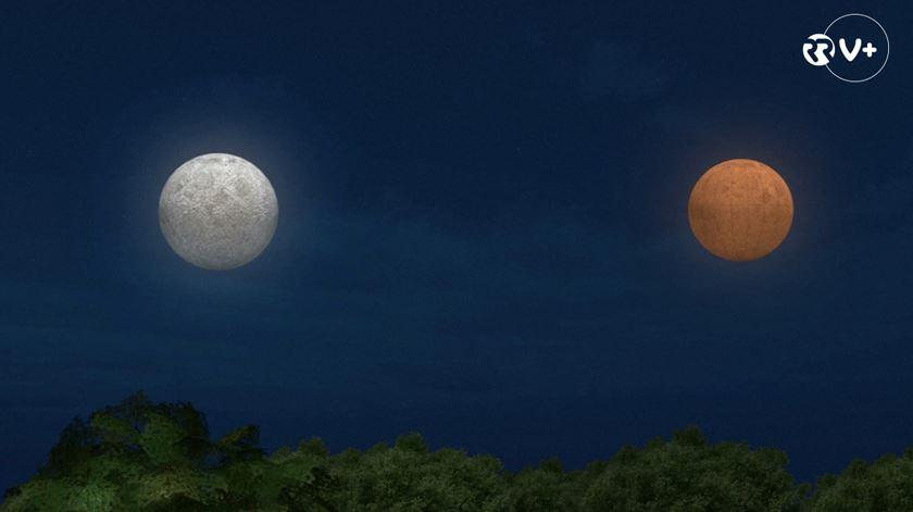 Cidade chinesa vai lançar uma lua artificial