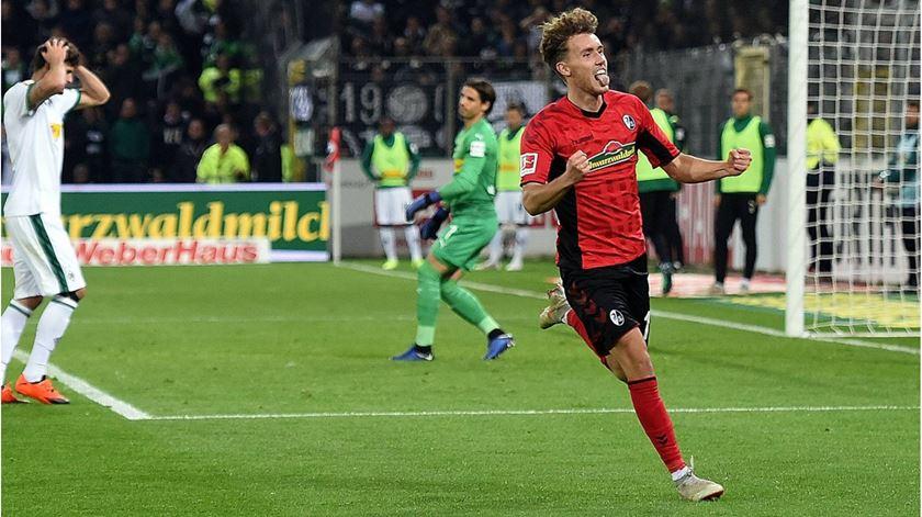 "Nuno Félix: ""Waldschmidt é um jogador de elevado potencial"""