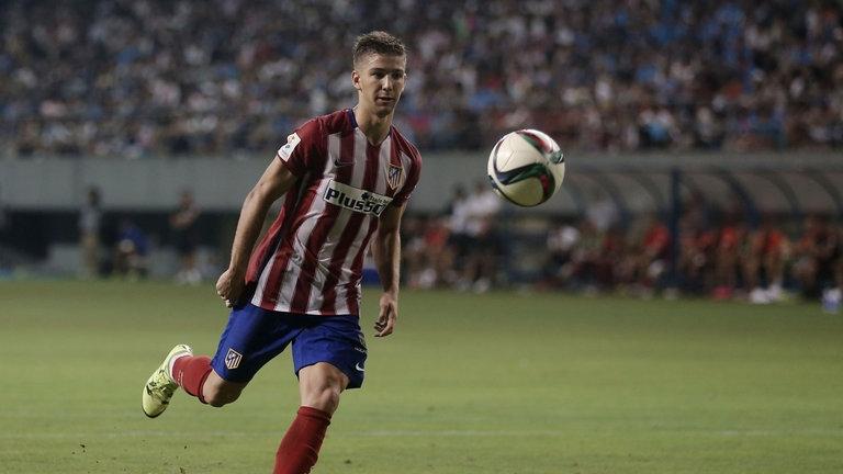 Atlético Madrid confirma acordo de 10 milhões por Vietto com o Sporting