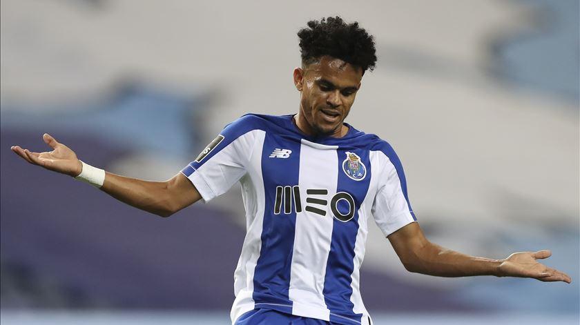 Luis Díaz, um dos quatro lesionados do FC Porto - Renascença