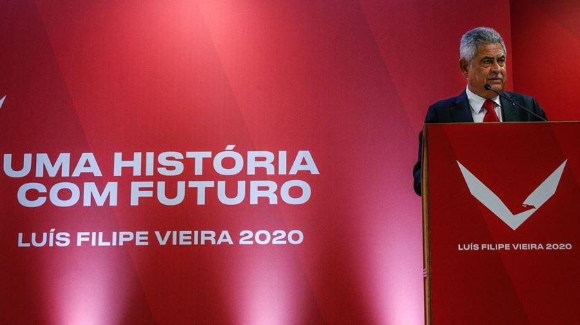 """L. F. Vieira. """"Aposta firme minha ganhar um título europeu"""""""