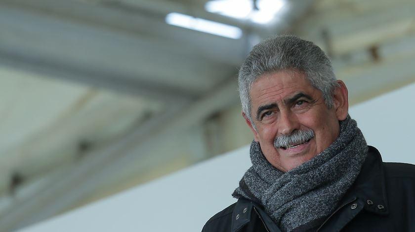 """Luís Filipe Vieira arguido no caso dos """"capangas"""""""