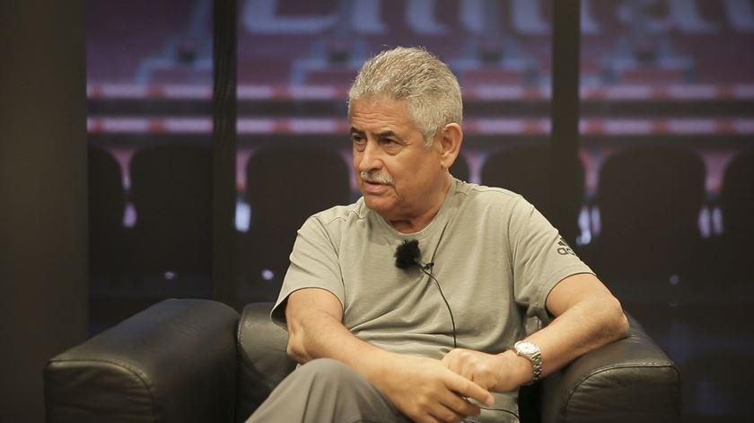 """Bola Branca entrevista Luís Filipe Vieira. """"O Benfica nunca quis formar para vender"""""""