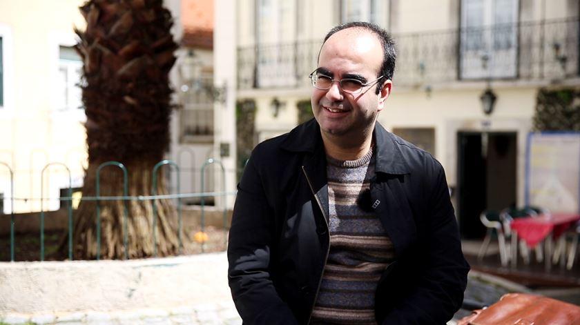 Luís Mendes, geógrafo especialistas em urbanismo.