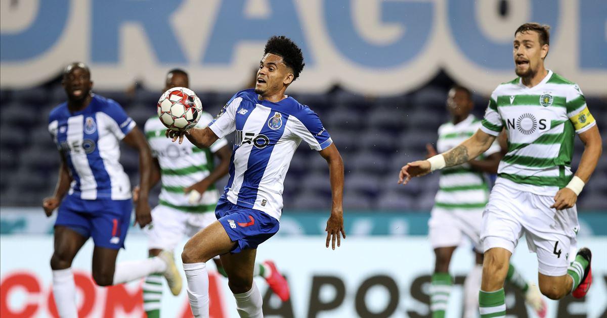 Veja Os Golos Anulados Na Primeira Parte Do Fc Porto Sporting Renascenca