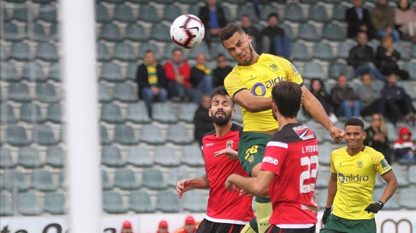Luiz Phellype destaca-se pelos golos que tem marcado. Foto: Facebook do Paços de Ferreira