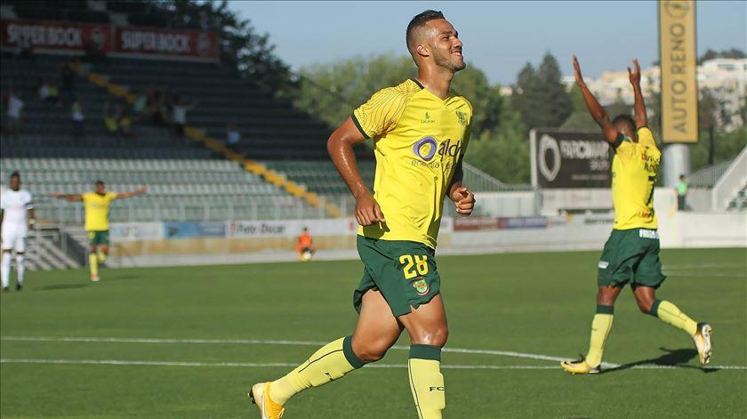 Luiz Phellype orgulhoso com a subida de divisão do Paços de Ferreira