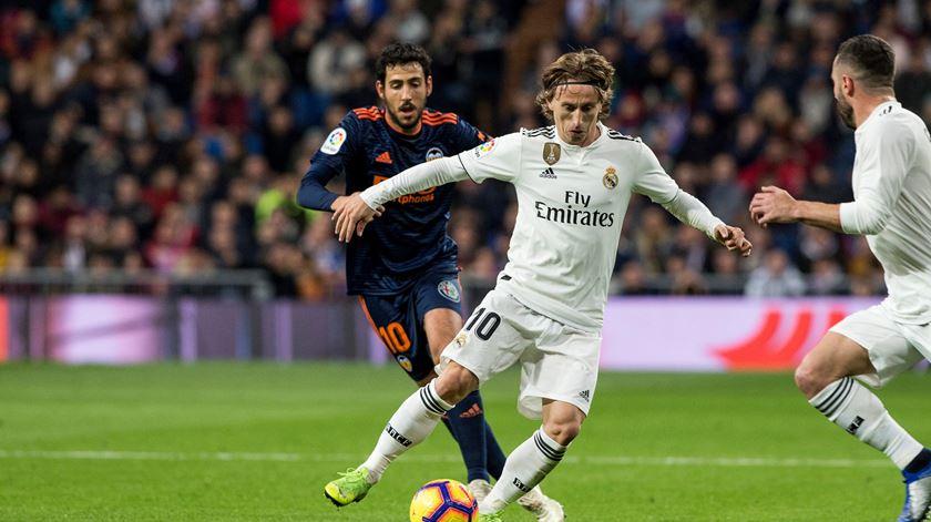 AC Milan quer contratar Luka Modric