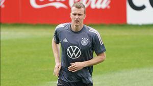 Klostermann falha jogo com Portugal