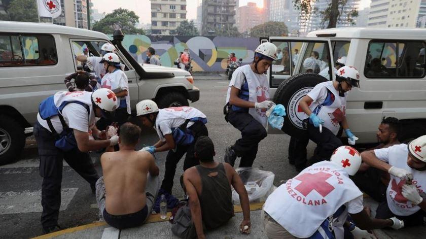 Venezuela. Grupo de contacto apoia relatório da ONU sobre crimes contra humanidade
