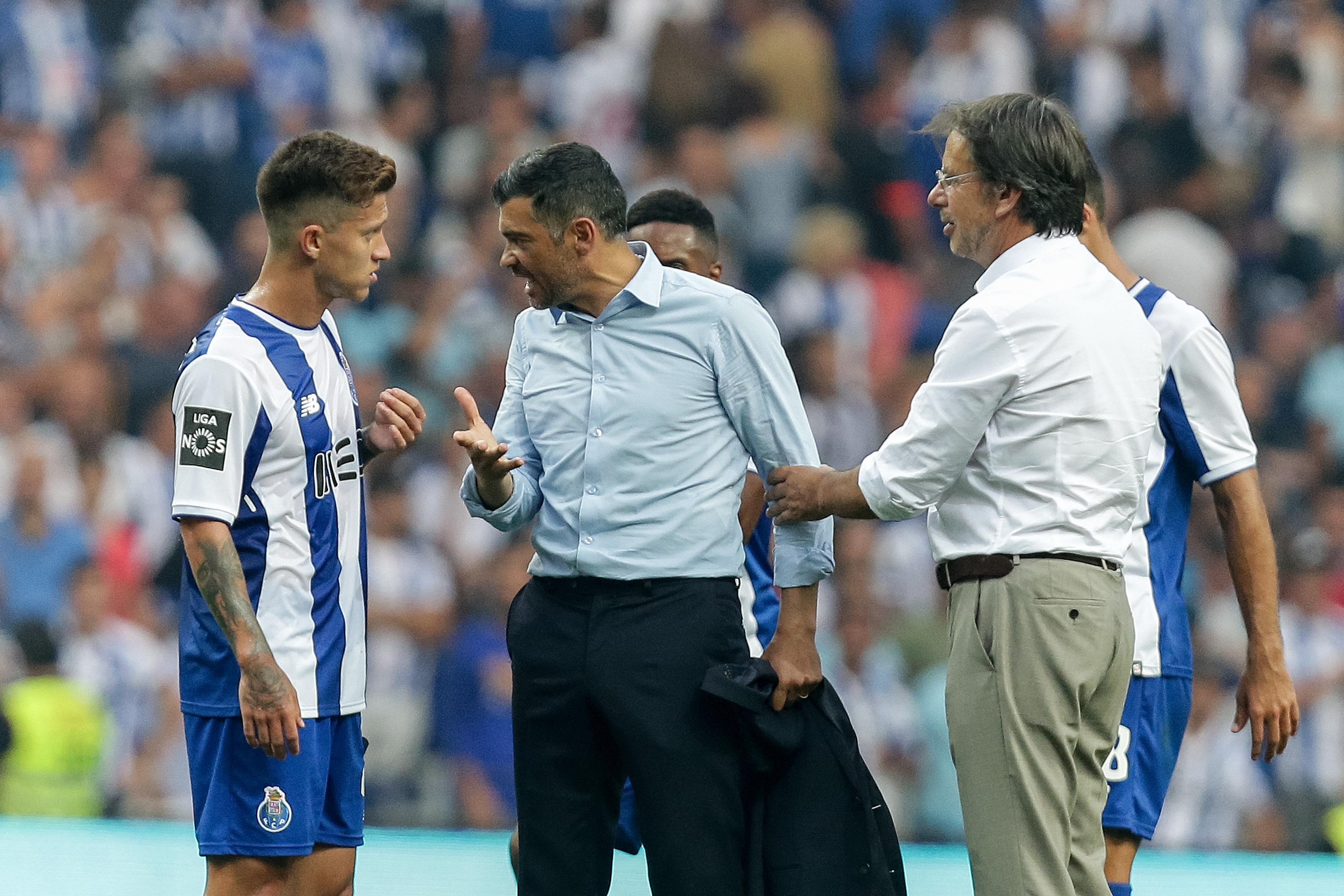 Otávio é a única baixa para o Bonfim — FC Porto