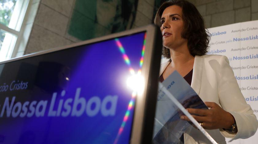 Foto: Manuel de Almeida/Lusa