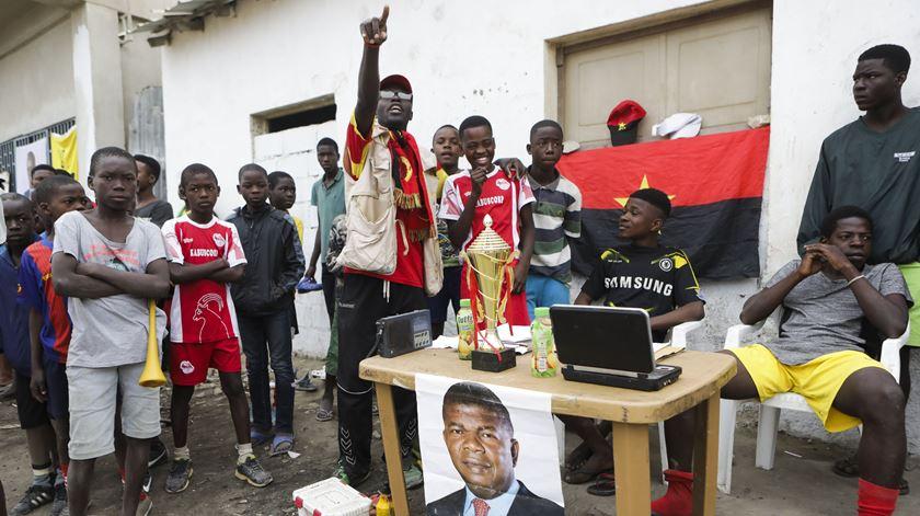 Após 38 anos de Eduardo dos Santos, Angola elege novo Presidente