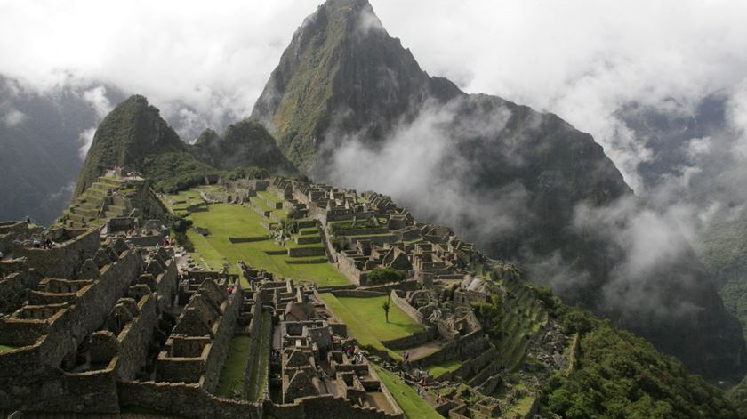Machu Picchu vai ter um aeroporto internacional. Foto: Enrique Castro-Mendivil/Reuters