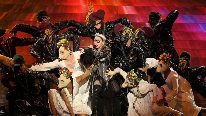 Madonna marca mais dois concertos em Portugal