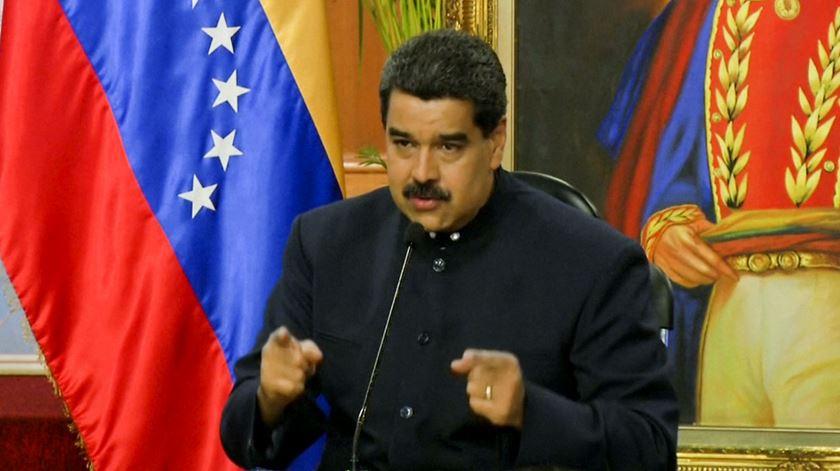 Venezuela. Nicolás Maduro avisa que golpistas não vão ficar impunes
