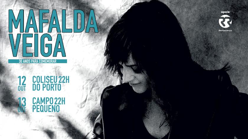 Mau tempo cancela concerto de Mafalda Veiga em Lisboa