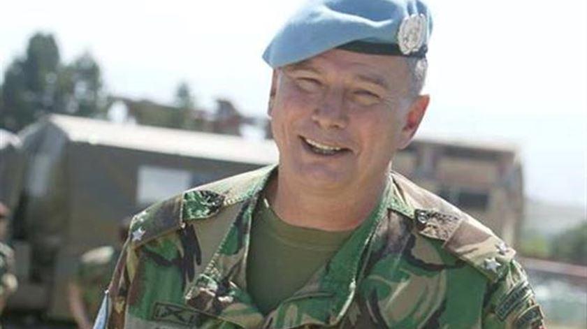 Major-general Raul Cunha conhece bem a base de Tancos. Foto: DR