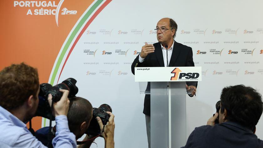 PSD de Castelo Branco respeita reflexão de Pedro Passos Coelho