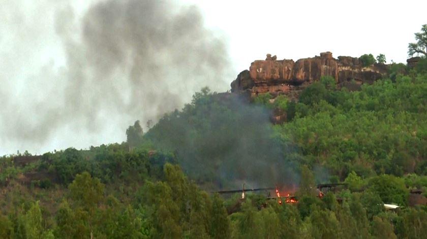 Militar português morre em ataque terrorista no Mali