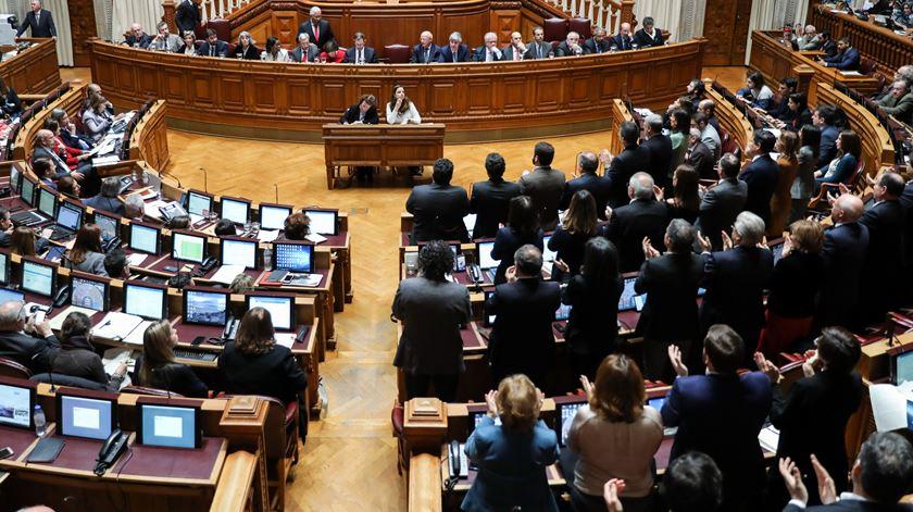 Início da XIV Legislatura. Novo parlamento toma posse na sexta-feira