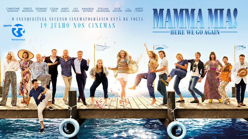 "Trailer ""Mamma Mia! Here We Go Again"""