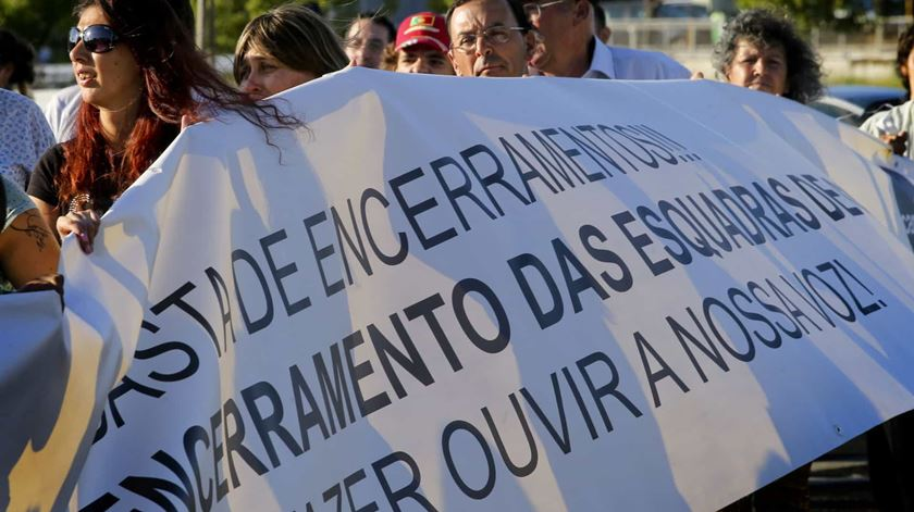 Insegurança em Carnide. Moradores exigem reabertura de esquadra encerrada pelo Governo