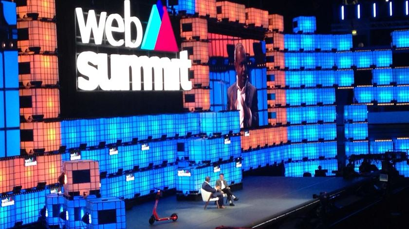 Web Summit vai realizar-se este ano em Lisboa