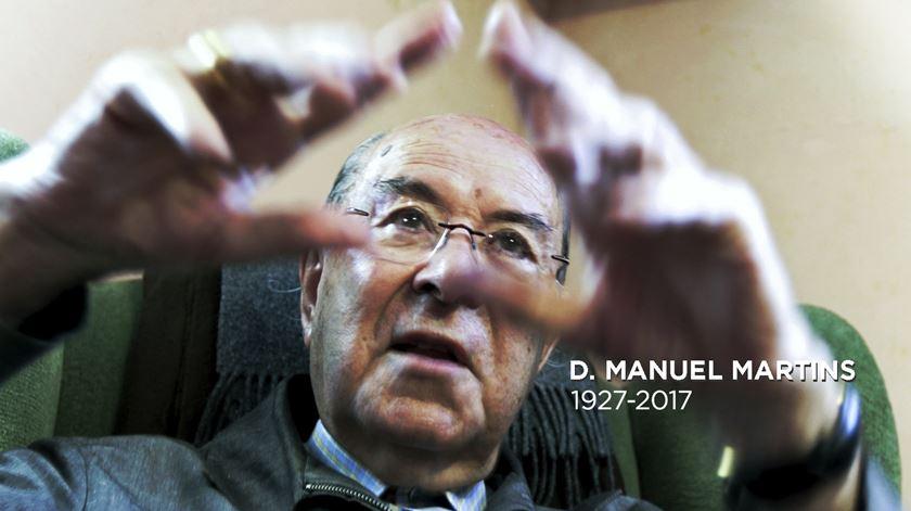 D. Manuel Martins, o bispo dos marginalizados