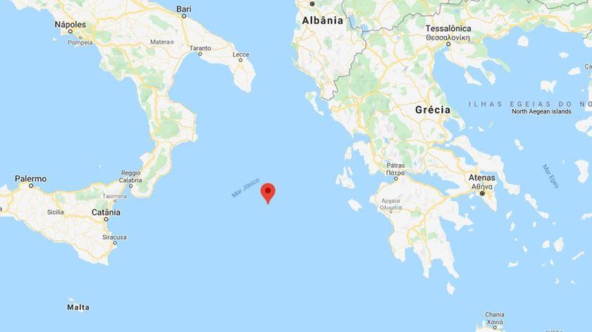 Grécia vai prolongar águas territoriais. Turquia faz avisos