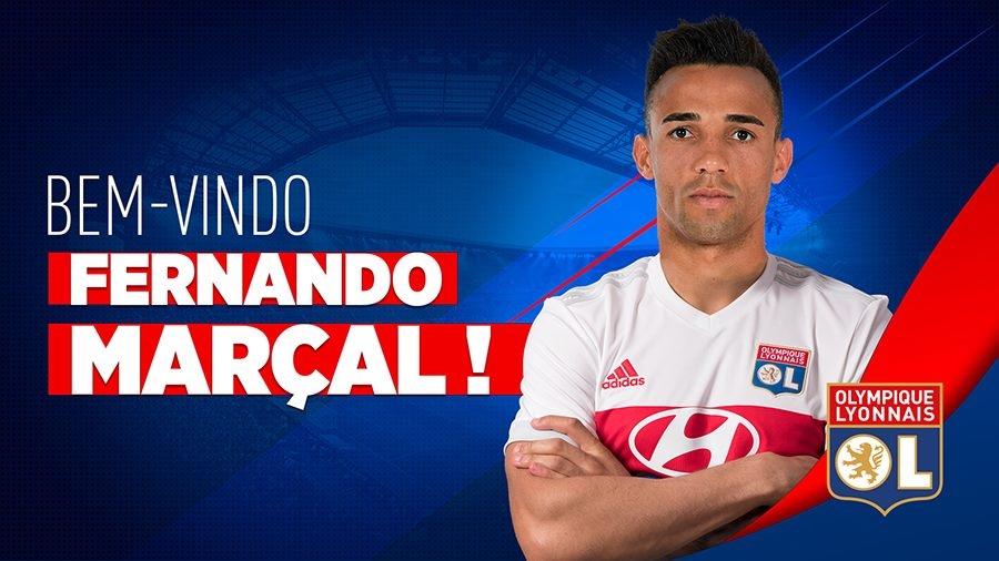 Benfica: Marçal vendido ao Lyon por 4,5 milhões de euros