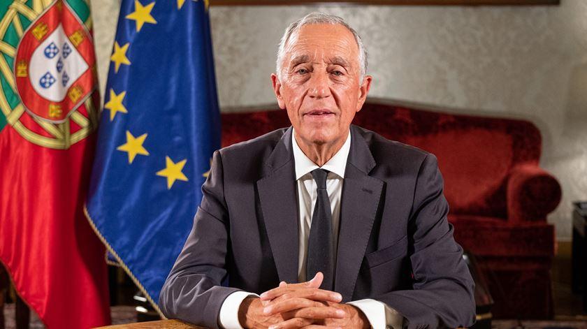 """Marcelo no dia das legislativas: """"Não votar é entregar a outros uma decisão que é nossa"""""""