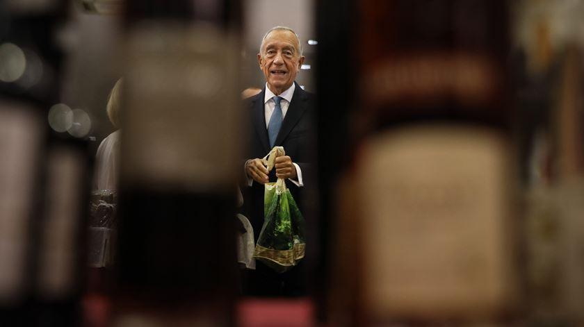 Marcelo já tinha anunciado no Bazar diplomático que iria ao Brasil. Agora surge a confirmação oficial. Foto: André Kosters/Lusa