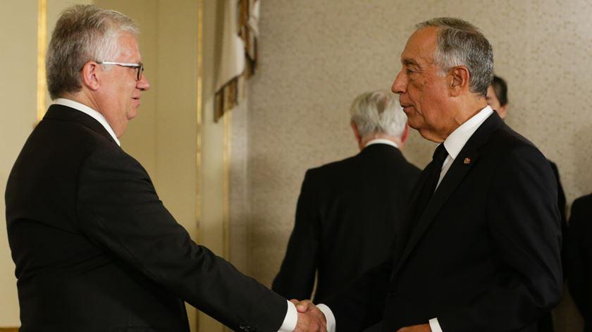 Novos ministros e secretários de Estado tomaram posse