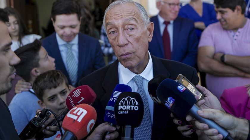 Marcelo admite nova injeção de capital no Novo Banco este ano