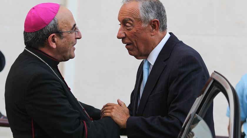"""Marcelo. Fátima como """"mensagem da paz, da fraternidade"""""""