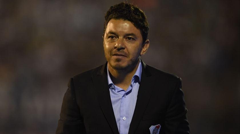 Treinador do River Plate já deu o 11 para a final