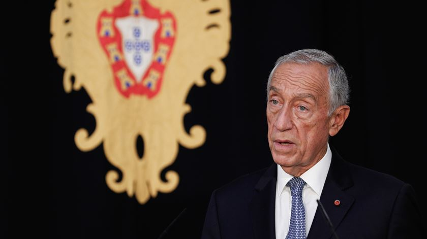 Nobel da Paz. Marcelo Rebelo de Sousa realça papel de Guterres
