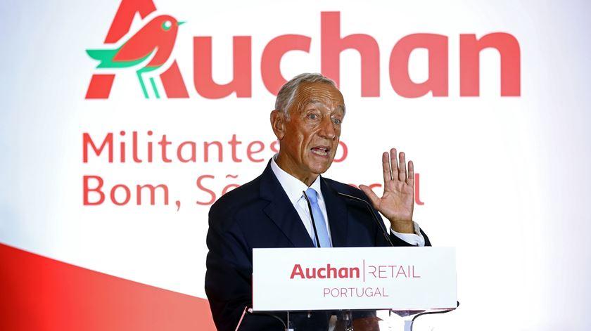 Marcelo recusa enquanto Presidente da República comentar candidaturas