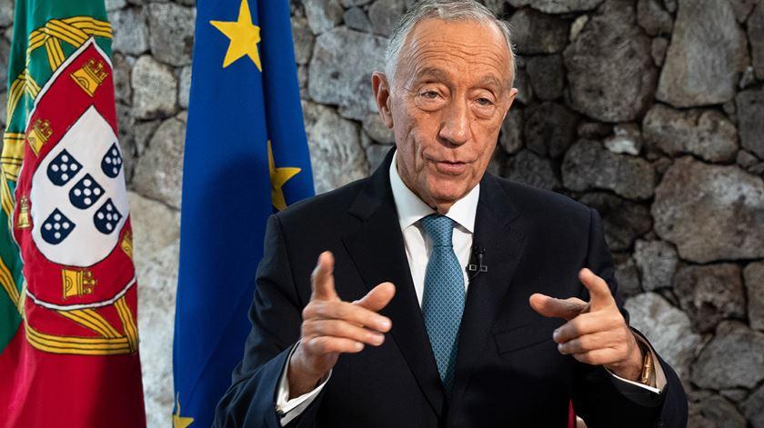 """Marcelo pede a Costa um governo """"forte, concretizador e dialogante"""" em 2020"""